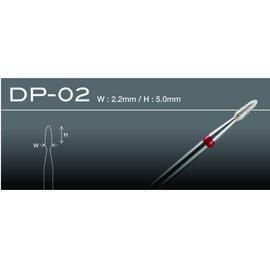 Freza diamantata DP-02