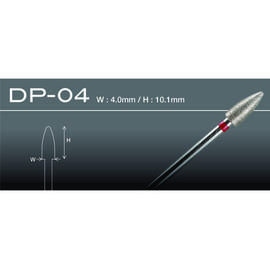 Freza diamantata DP-04