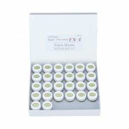 Trusa de dentina opac EX-3