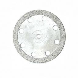 Disc diamantat cu gaurele