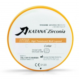 Disc zirconiu Katana HTML 14mm