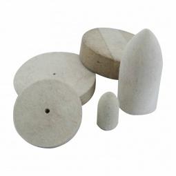 Filt disc lenticular