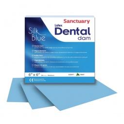 Diga folii latex Silk blue...