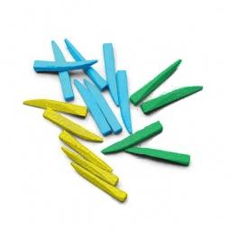 Pene de lemn refill 100 bucati