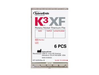 K3 XF Files