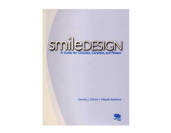 Carte: Smile Design: A Guide for Clinician, Ceramist, and Patient