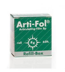 Arti-Fol Plastic 8µ o fata BK1022 refill