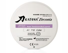 Disc zirconiu Katana STML 22mm