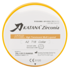 Disc zirconiu Katana HTML 18mm